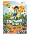 2K Go Diego Go Great Dinosaur Rescue (Wii) Gaming