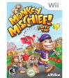 Activision Monkey Mischief Party Time (Wii) Gaming