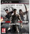 Square Enix Ultimate Action Pack Tomb Raider, Sleeping Dogs and Just Cause 2 (PS3) Gaming