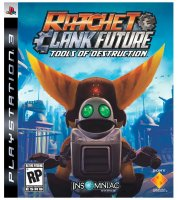 Sony Ratchet & Clank: Tools Of Destruction (PS3) Gaming