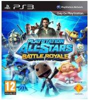 Sony PlayStation AllStars Battle Royale (PS3) Gaming
