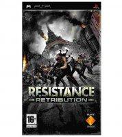 Sony Resistance: Retribution (PSP) Gaming
