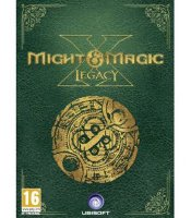 Ubisoft Might And Magic X Legacy (PC) Gaming