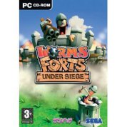 SEGA Worms Forts Under Siege (PC) Gaming
