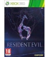Capcom Resident Evil 6 (Xbox360) Gaming