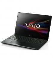 Sony VAIO Fit 15E SVF15319SN/B Laptop (4th Gen Ci5/ 4GB/ 1TB/ Win 8) Laptop