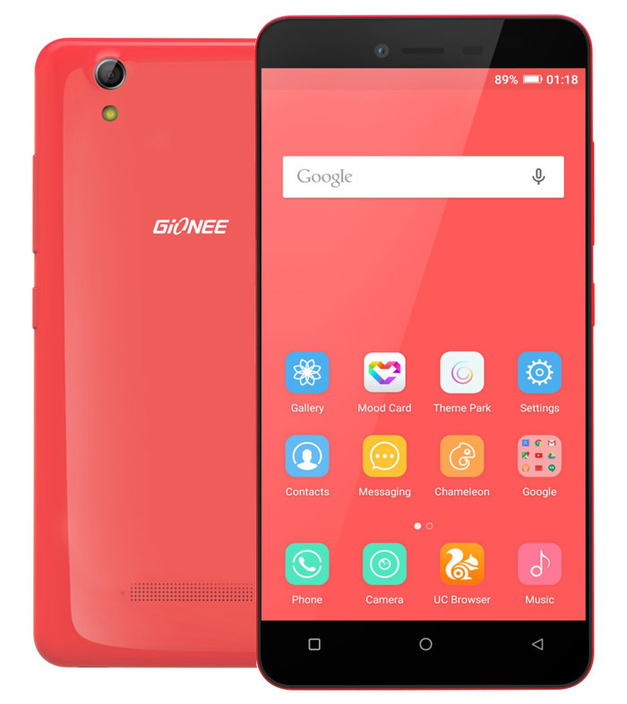 cheap for discount 4c790 21ea1 Gionee Pioneer P5L