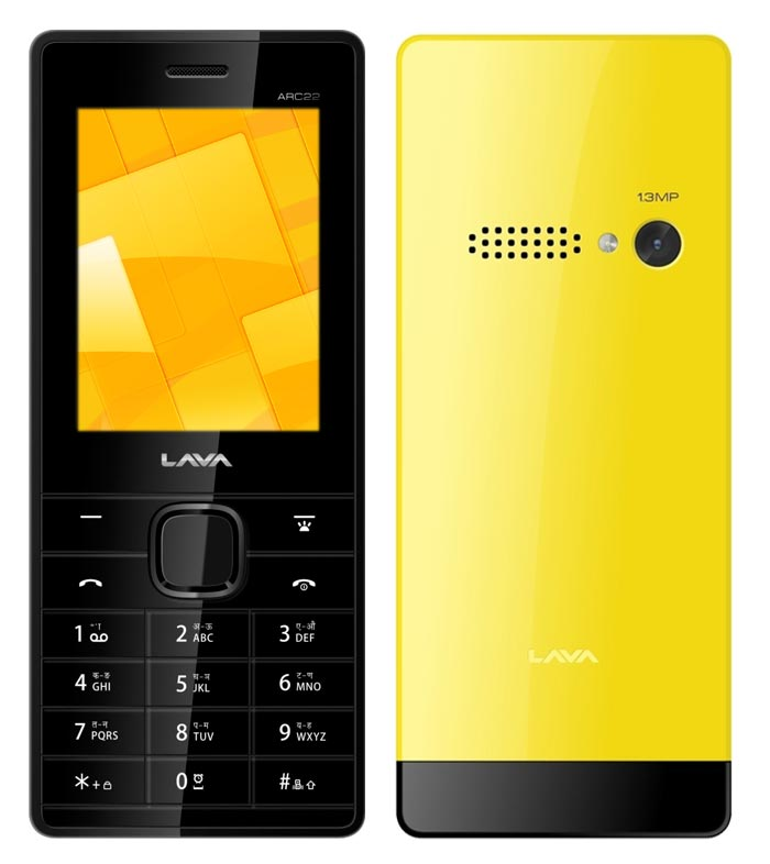 Lava Arc 22 Mobile Price List In India September 2018