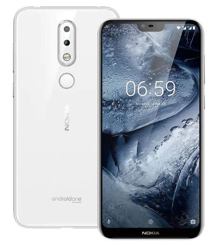 Nokia 6 1 Plus 6GB RAM