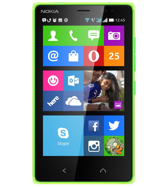 Nokia X2 Dual SIM Mobile Price List In India June 2018