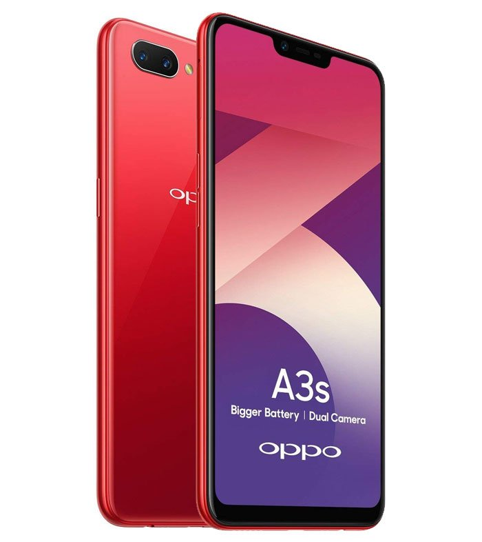 Oppo A3s 16GB Mobile Price List in India March 2019 - iSpyPrice.com 92dc75f4ae70