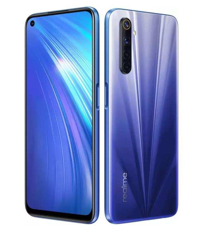 RealMe 6 64GB + 4GB RAM Mobile Price List in India October 2020 -  iSpyPrice.com