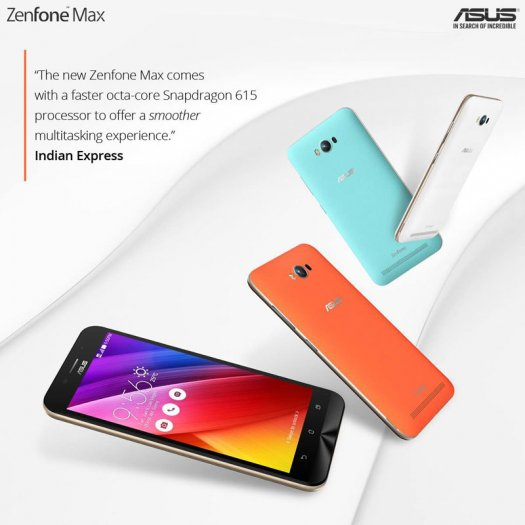 Asus Zenfone Max 32GB Review