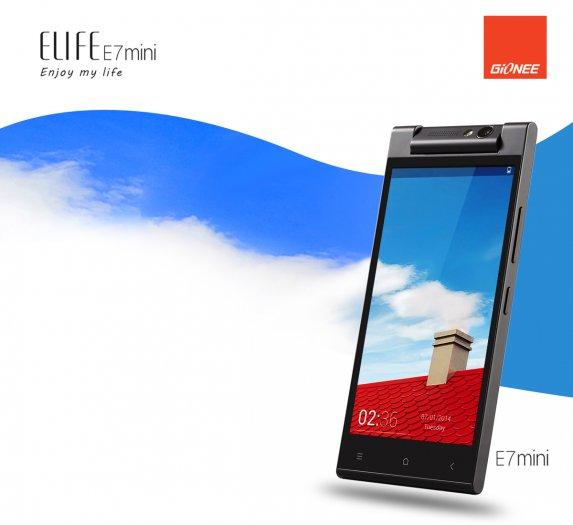 Gionee Elife E7 Mini Review