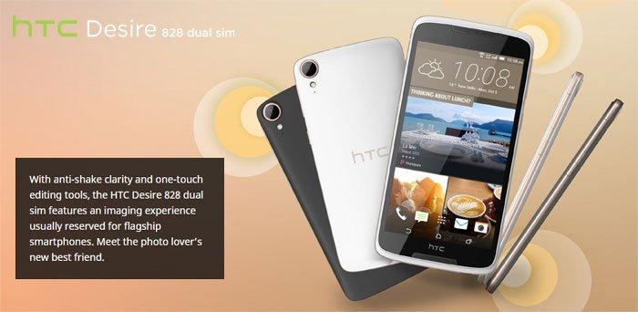 HTC Desire 828 Dual SIM 32 GB Review