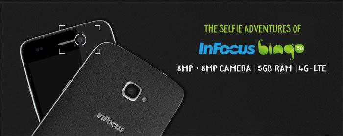 InFocus Bingo 50 Smartphone Review