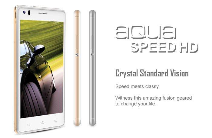Intex Aqua Speed HD: The Budget Phone That Doesn't Hang