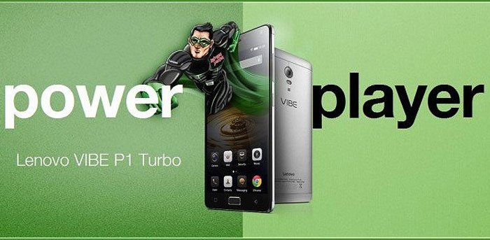 Lenovo Vibe P1 Turbo: A sophisticated smartphone with awesome touch and feel