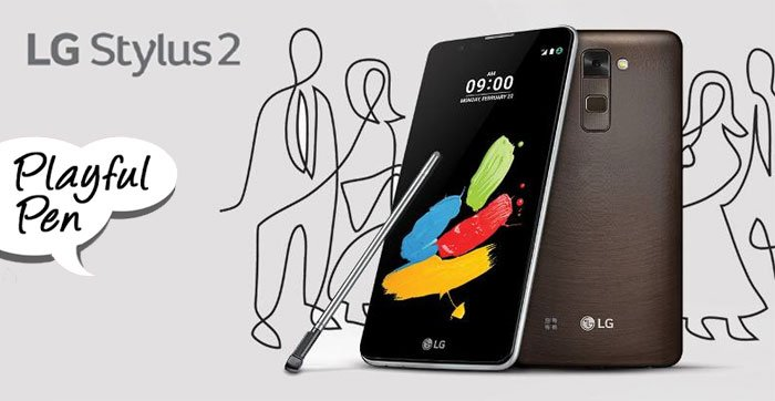 LG Stylus 2: Smartphone comprising of unique cool features and large display screen