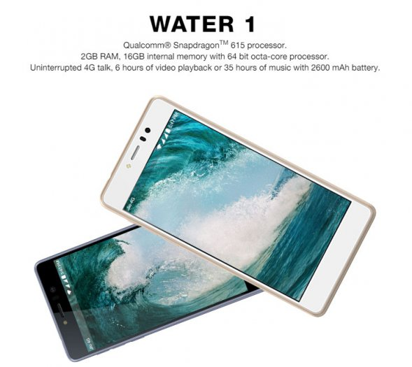 LYF Water 1 Review