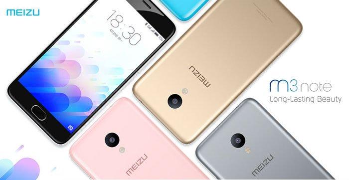 Meizu M3 Note 32 GB Review
