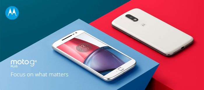Motorola Moto G4 Plus: Well-designed smartphone with lavish features and style