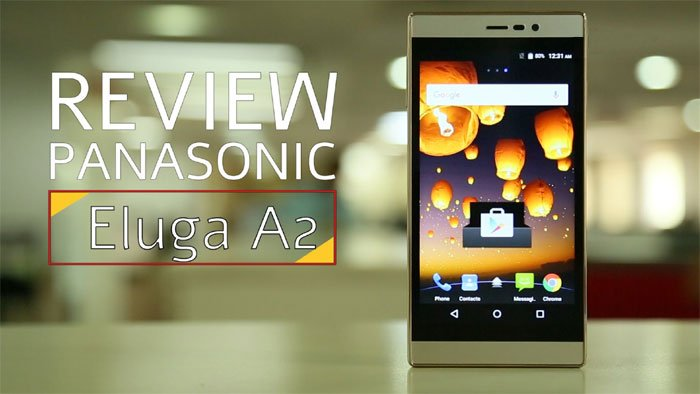 Panasonic Eluga A2: Smartphone with powerful battery backup and cool features