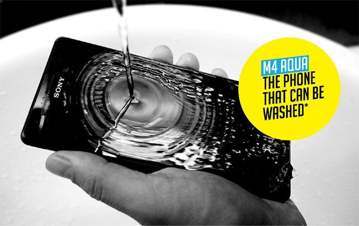 Sony Xperia M4 Aqua: A uniquely designed Sony smartphone