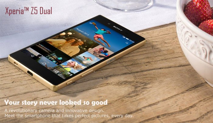 Sony Xperia Z5 Dual Smartphone Review