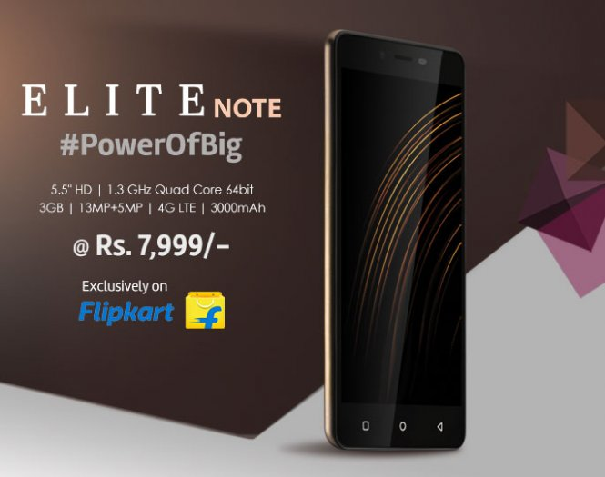 Swipe Elite Note Smart Phone Review