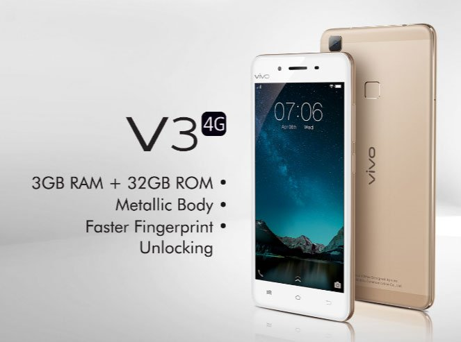 Vivo V3 is grabbing eyeballs for its unique premium features and smart look