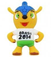 Microware Brasil 2014 Shape 4GB Pen Drive