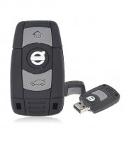Microware Volvo Car Key Shape 16GB Pen Drive