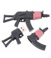 Microware AK 47 Rifle Gun Shape 16GB Pen Drive