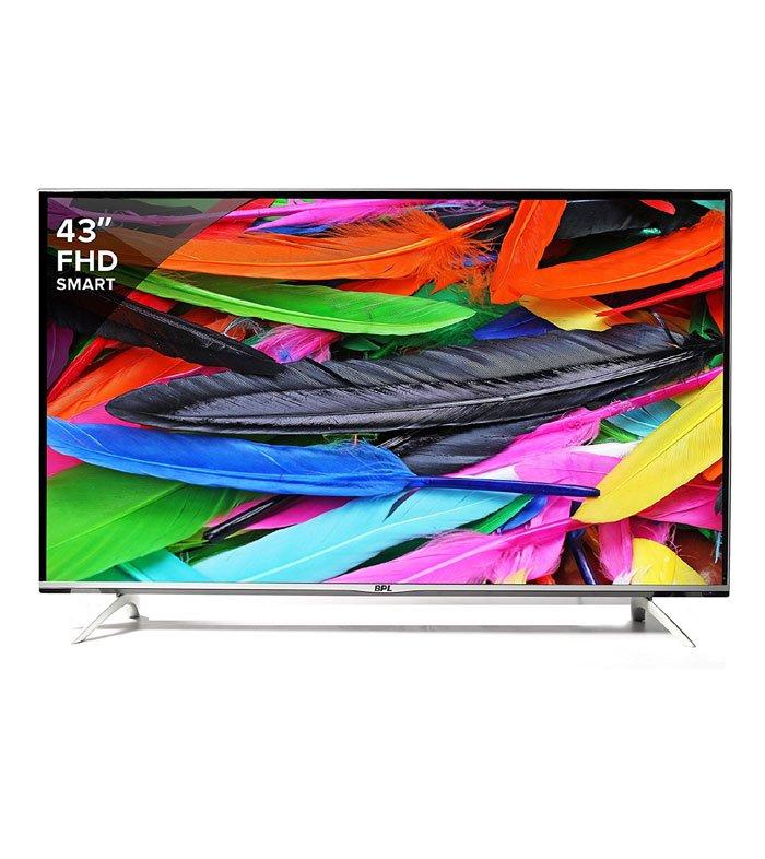 Bpl Bpl109e36sfc Led Tv 43 Inch Model Price List In India