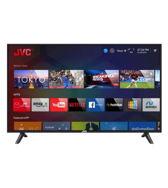 14b2fa995 JVC LT-43N5105C LED TV 43 Inch Model Price List in India May 2019 ...